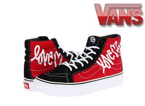 Skate Shoes Vans Hi Slim pentru fete