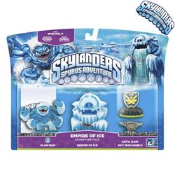 Pachet Empire of Ice - Skylanders Spyro's Adventure