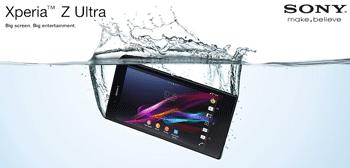 Sony Xperia Z Ultra Quad. Ultra durabil.