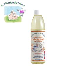 Spuma de baie fara parabeni pentru bebelusi