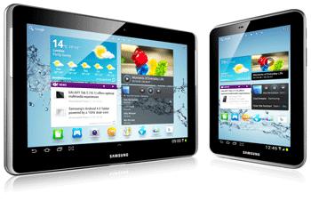 Samsung Galaxy Tab 2 P3110 mai ieftina la eMAG