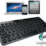 Tastatura wireless Logitech K810