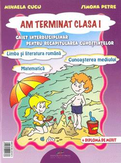 Caiete interdisciplinare clasele I-IV: copiii invata cu zambetul pe buze