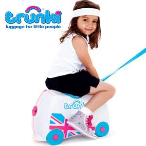Trunki - Valiza Union Jack pentru copii