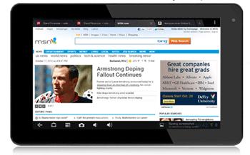 """tableta dotata cu unele dintre cele mai performante caracteristici ale unui produs """"must-have"""""""