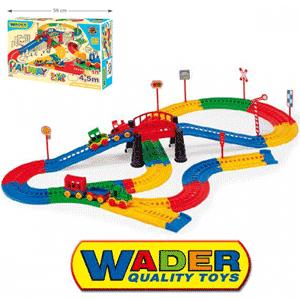 Set circuit trenulete Wader