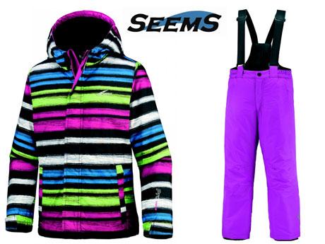 Costum de Ski pentru copii marca Seems