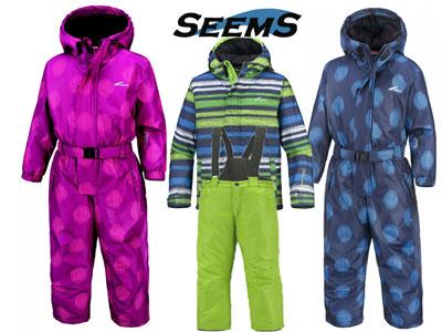 Costume ieftine de ski pentru copii oferta eMAG Hervis si Intersport
