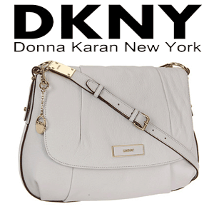 Geanta dama din piele DKNY Crosby Ego Leather Flap