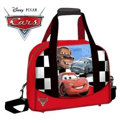 Geanta mare de mana si umar cu imprimeu Team95 Disney Cars 2
