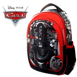 Ghiozdan Gradinita Disney Cars 3D pentru baieti
