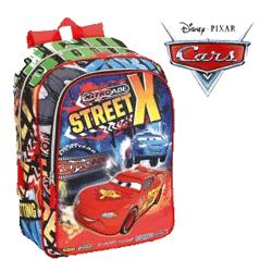 Ghiozdan adaptabil Disney Cars Street