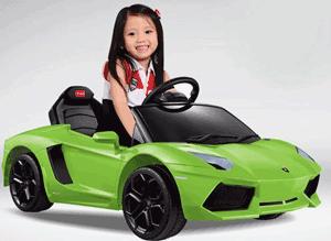 Masinuta electrica Lamborghini 6V