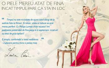 Philips Lumea SC2003/11 - Laura Cosoi