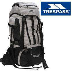 Rucsac Trespass Hike 60 - rucsacul complet