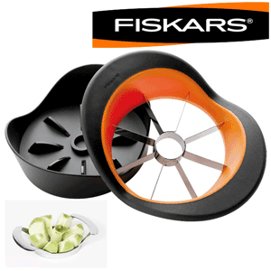 Taietor de mere cu bol de calitate FISKARS 858166