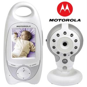 Video Baby Monitor Motorola MBP30, Wireless, Infrarosu si Display Color