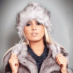 Caciuli calduroase de iarna pentru fete si femei chic