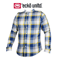Camasi casual barbatesti din bumbac Ecko Unlimited