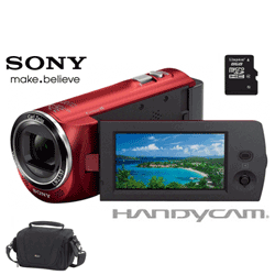 Review camera video Sony Full HD HDRCX220ER
