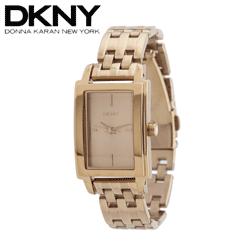 Ceas original DKNY Steel Gold-Tone Dial