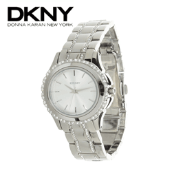 DKNY Women Watch Silver NY8698