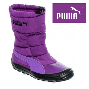 Cizme de iarna Puma Zooney Nylon