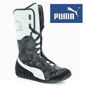 Cizme fete Puma Zimno Lux