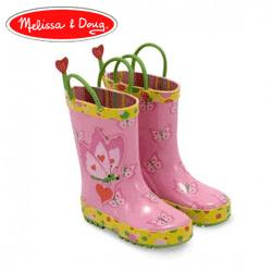 Cizme de ploaie pentru fetite