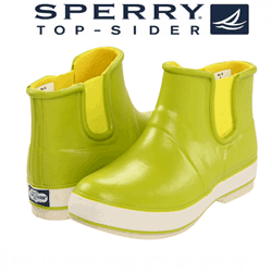 Cizme ploaie Sperry Top Sider Rain Drop