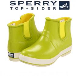 Cizme ploaie Sperry Top Sider Rain Drop