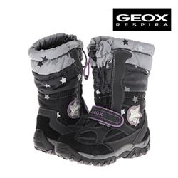 Geox Kids Jr - Cizme Alaska pentru fetite