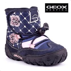 Cizmulite baieti Geox pentru zapada