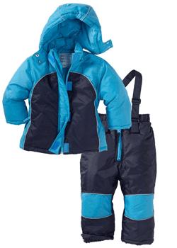 Costum de zapada pentru copii - baieti iarna