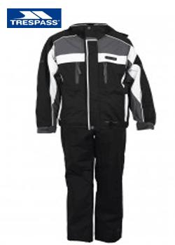 Costum de schi pentru copii 9-14 ani Trespass