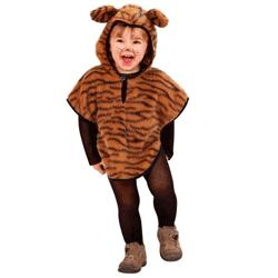 Costum serbare copii 1-4 ani - Tigru