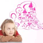 Desene autocolante pentru peretii camerei copiilor