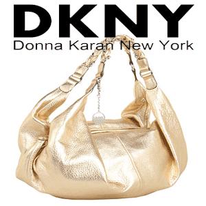 Donna Karan Crosby Woven Handle - genti elegante de dama