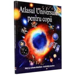 Atlasul Universului Enciclopedie copii