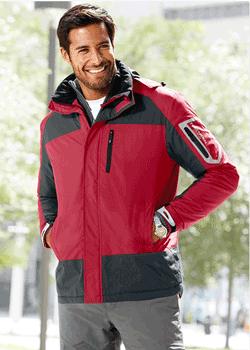 Jacheta impermeabila pentru barbati