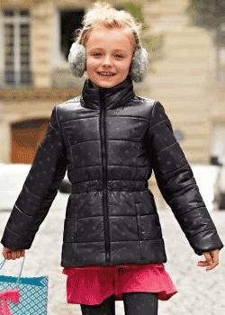 Gecuta de iarna pentru fetite