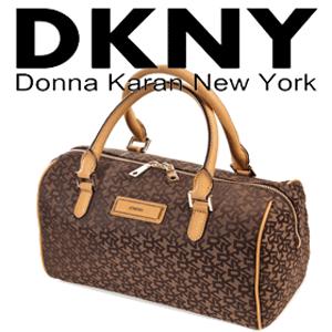 Geanta casual cu barete DKNY
