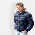 Geci si jachete barbatesti de toamna iarna cu gluga detasabila elegante sau casual sport