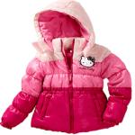 Gecuta de iarna pentru fetite Hello Kitty