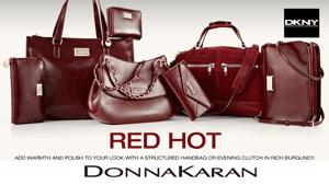 Genti, curele si accesorii de dama DKNY