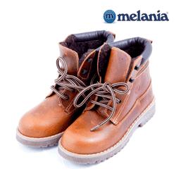 Melania Ghete imblanite din piele pentru baieti