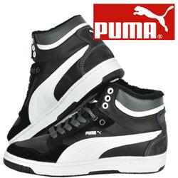 Ghete de iarna Puma Rebound Mid