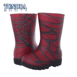 Cizme de ploaie baieti Tundra Boots