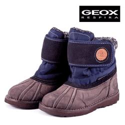 Ghetute Geox imblanite pentru baieti mici