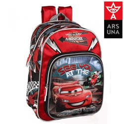 Ghiozdane scolari si prescolari Disney Cars pentru baieti